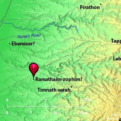 Image result for Timnath-Serah in Mount Ephraim.