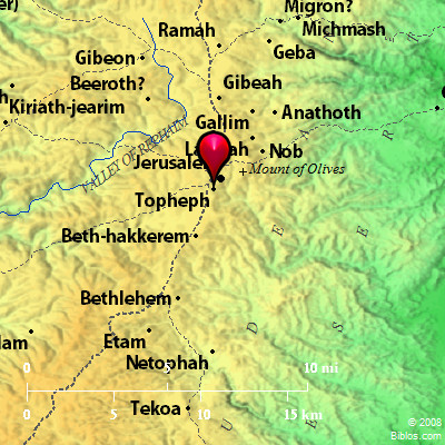 Bible Map: Valley of Hinnom on desert map, canyon map, cape map, plain map, bight map, olneyville map, aged map, canal map, delta map, channel map, atlas mountains map, kathmandu nepal map, fjord map, volcano map, boaz map, peninsula map, river map, gulf map, tributary map, sipsey map,